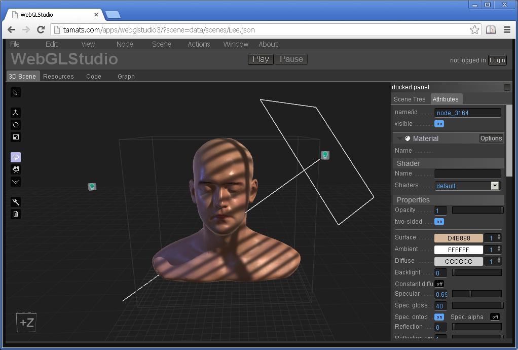 WebGLStudio